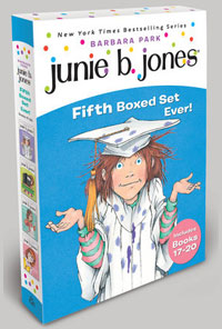 Set of 28 Junie B Jones books like new condition