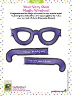 Junie B. Jones Glasses