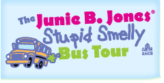 The Junie B. Jones Stupid Smelly Bus Tour